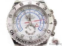 Rolex Yacht-Master II White Gold 116689