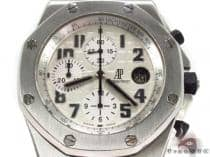 Audemars Piguet Royal Oak Offshore Stainless Steel Watch Audemars Piguet オーデマピゲ