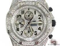 Diamond Dial Audemars Piguet Royal Oak Offshore Diamond Watch Audemars Piguet オーデマピゲ