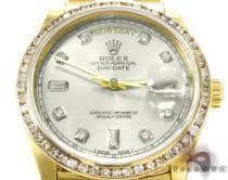 Rolex Day-Date Yellow Gold 18348 ロレックス ダイヤモンド コレクション