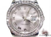 Rolex Datejust Steel 116200 ロレックス ダイヤモンド コレクション