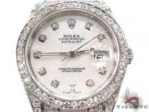 Rolex Datejust Steel 116244 ロレックス ダイヤモンド コレクション