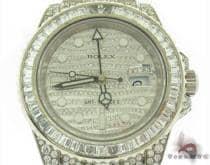 Rolex GMT Master II White Gold 116769TBR ロレックス ダイヤモンド コレクション