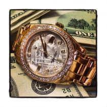 Diamond Rolex Day-Date Masterpiece 18K Gold Watch ロレックス ダイヤモンド コレクション