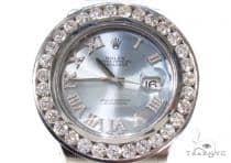 Rolex Datejust II Steel Diamond Watch ロレックス ダイヤモンド コレクション
