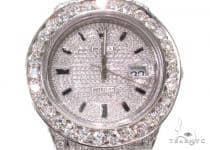 Rolex Datejust II Steel Fully Diamond Watch ロレックス ダイヤモンド コレクション