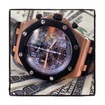 Audemars Piguet Royal Oak Offshore Pose Gold Watch Audemars Piguet オーデマピゲ