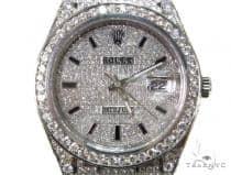 Rolex Datejust Steel 116334 ロレックス ダイヤモンド コレクション
