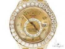 Rolex Sky-Dweller Yellow Gold Watch 326938 ロレックス ダイヤモンド コレクション