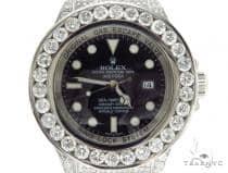 Pave Diamond Rolex Deepsea Watch 42352 ロレックス ダイヤモンド コレクション