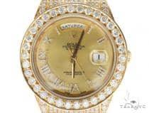 Pave Diamond Rolex Day Date Watch 42350 ロレックス ダイヤモンド コレクション