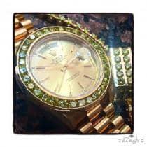 Rolex Day-Date I President Yellow Gold 218238 ロレックス ダイヤモンド コレクション