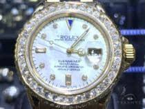 Submariner Diamond Rolex Watch 63868 ロレックス ダイヤモンド コレクション