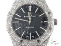 Full Diamond Royal Oak 41mm Audemars Piguet Watch 64057 Audemars Piguet オーデマピゲ