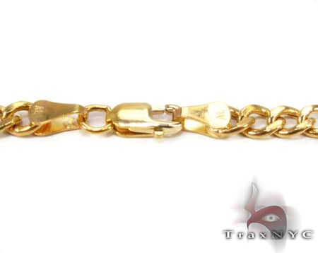Figaro Chain 18 Inches, 4mm, 5.70 Grams Gold