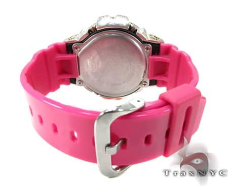 Prong Diamond G-shock Watch G-Shock