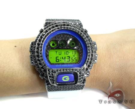 Black Gold G-Shock Illuminator Case G-Shock