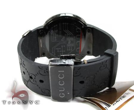 Black Diamond Digital Gucci Watch Gucci