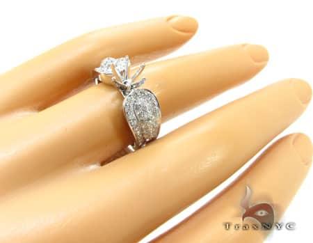 Madison Semi Mount Ring Engagement