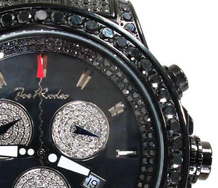 Joe Rodeo Master Pilot Black Diamond Watch JMP23 Joe Rodeo