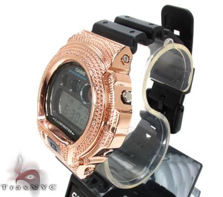 Rose Gold G-Shock Case G-Shock