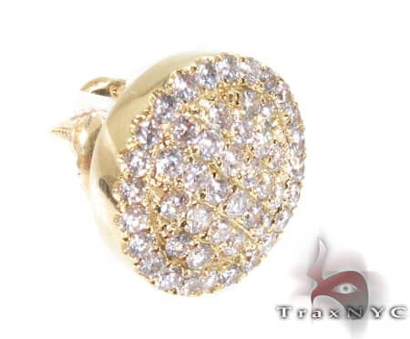 Hermes Earrings 2 Stone