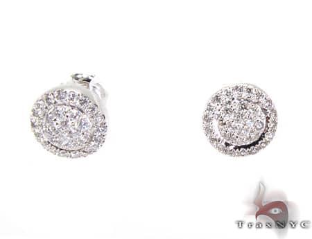 Hermes Earrings 3 Stone