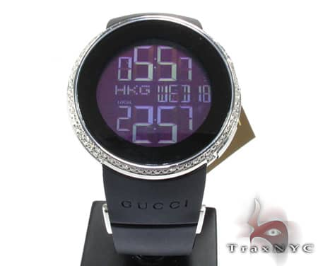 Ladies Black Gucci Watch Gucci