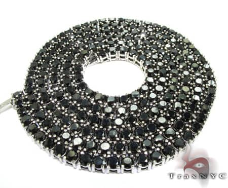 Black Diamond Chain 30 Inches, 145 Grams Diamond Chains