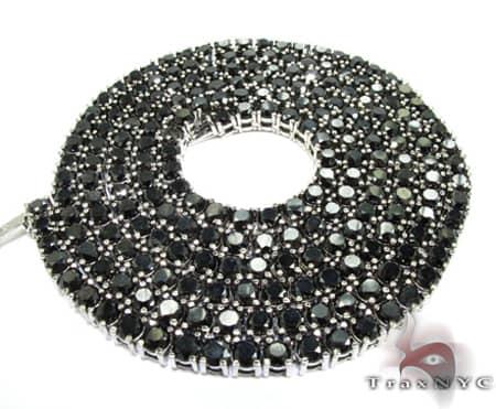 Black Diamond Chain 30 Inches, 145 Grams Diamond