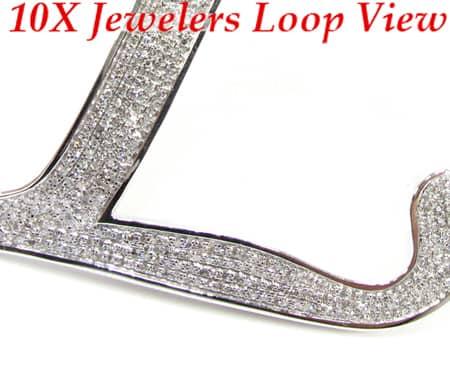 The L Pendant Metal
