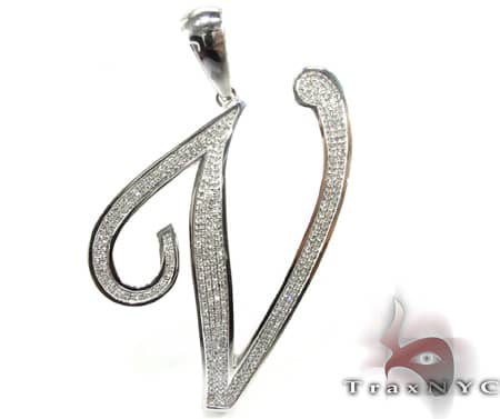 Super V Pendant Metal