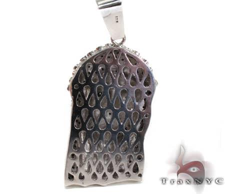 Black Diamond Jesus Piece Metal