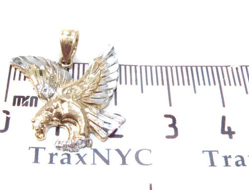10K Eagle Gold Pendant 34819 Metal