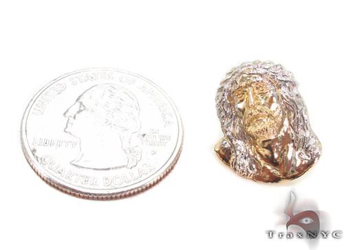 10K Gold Earrings 34160 Metal