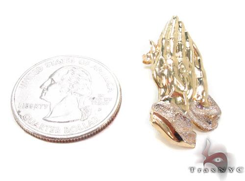 10K Gold Earrings 34175 Metal