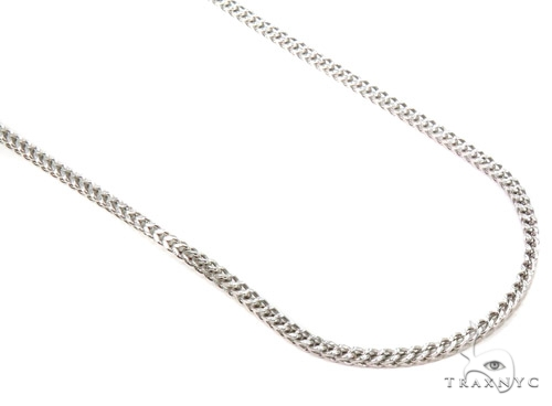10K Gold Franco Chain 24 Inches 3mm 10.7 Grams Gold