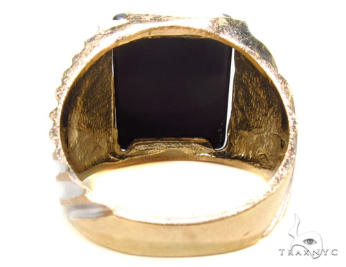 10K Gold Ring 36804 Metal