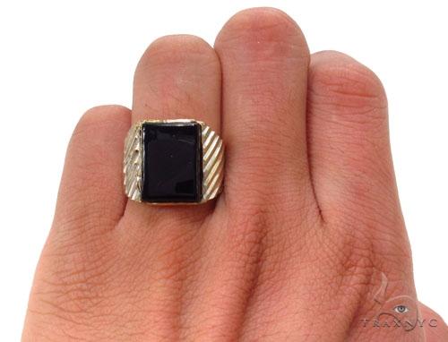 10K Gold Ring 36804 Metal