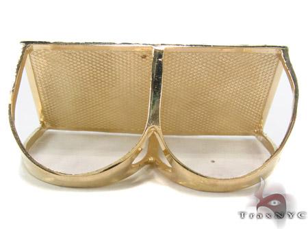 10K Yellow Gold ID Ring 33310 Anniversary/Fashion