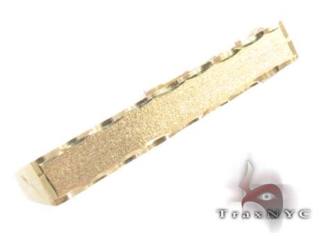 10K Yellow Gold ID Ring 33316 Anniversary/Fashion