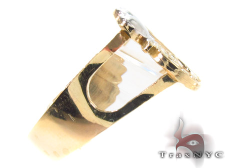 10K Yellow Gold Sexy Ring 33317 Anniversary/Fashion