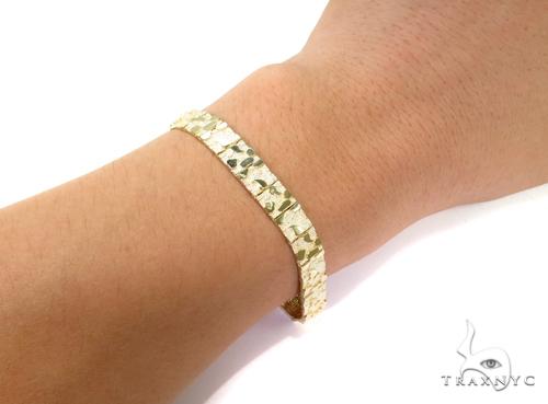 10k Gold Bracelet 36935 Gold