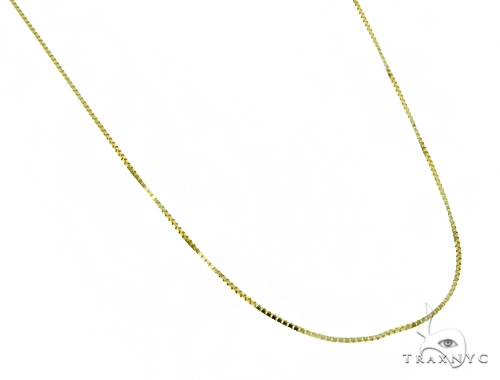 10k Yellow Gold Necklace 44835 Gold