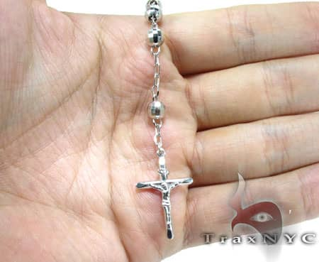 Iced Out Rosary Beads 2 Rosary