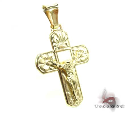 The Crucifix Gold