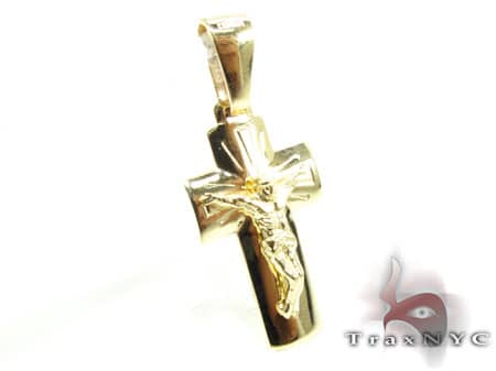 Holy Jesus Cross Gold