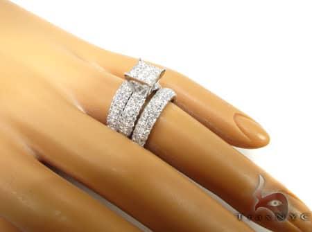 WG Hannah Wedding Ring Set Engagement