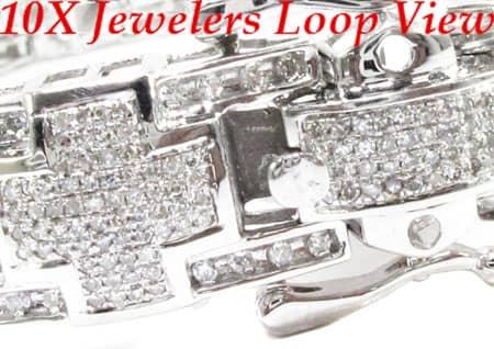 Swiss Diamond Bracelet Diamond