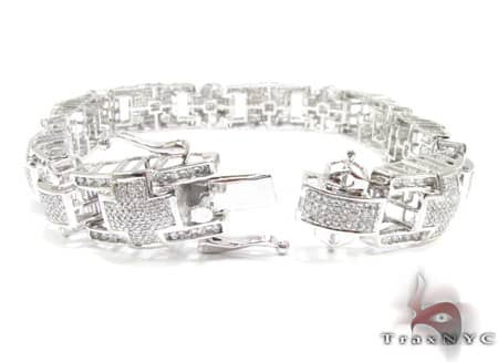 Swiss Diamond Bracelet Diamond